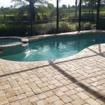 New Pool Deck Pavers & Coping