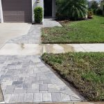 New Pavers for Driveway Extension
